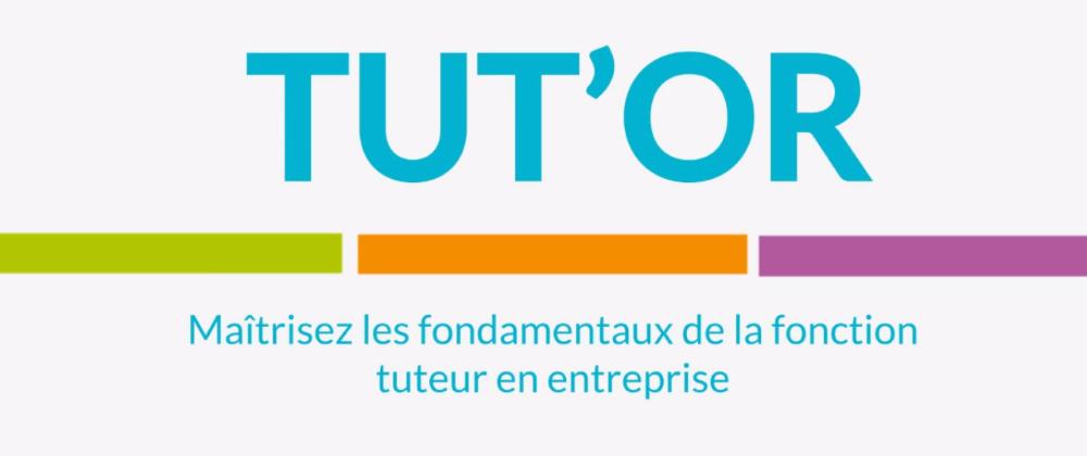 TUT'OR : Maitrisez les fondamentaux de la fonction tuteur en entreprise